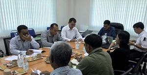 บริษัท สงขลา ไบโอแมส จำกัด ประชุมคณะอนุกรรมการด้านชุมชนสัมพันธ์ ครั้งที่ 1 - 4 ประจำปี 2560
