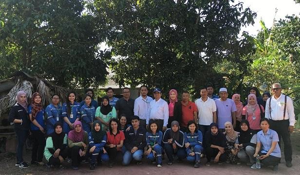 บริษัท สงขลา ไบโอแมส จำกัด กิจกรรมมวลชนสัมพันธ์ เดือน ม.ค. 63 ด้านชุมชนและสาธารณสุข