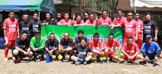 บริษัท สงขลา ไบโอแมส จำกัด ฟุตบอลต้านภัยยาเสพติด SKB CUP ครั้งที่ 1